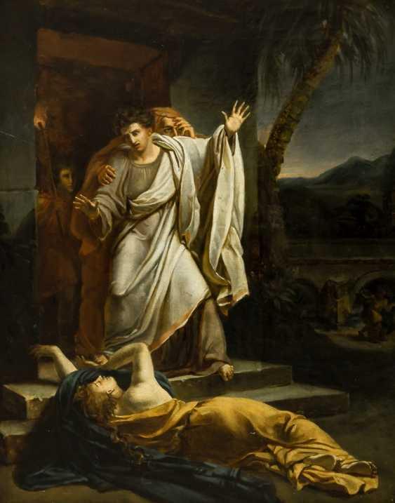 Mythological or old Testament scene - photo 2