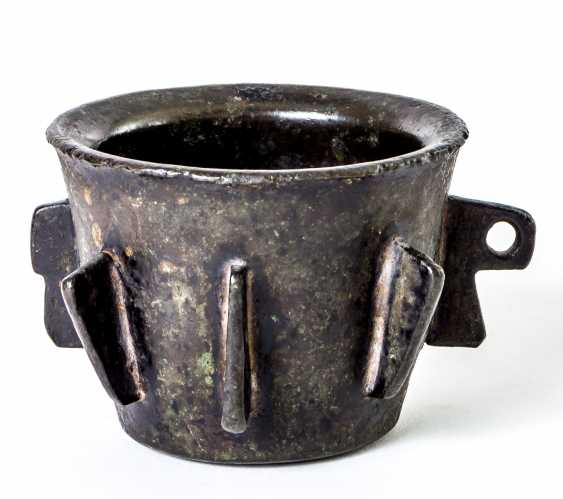 Early Spanish (?) Mortar - photo 1