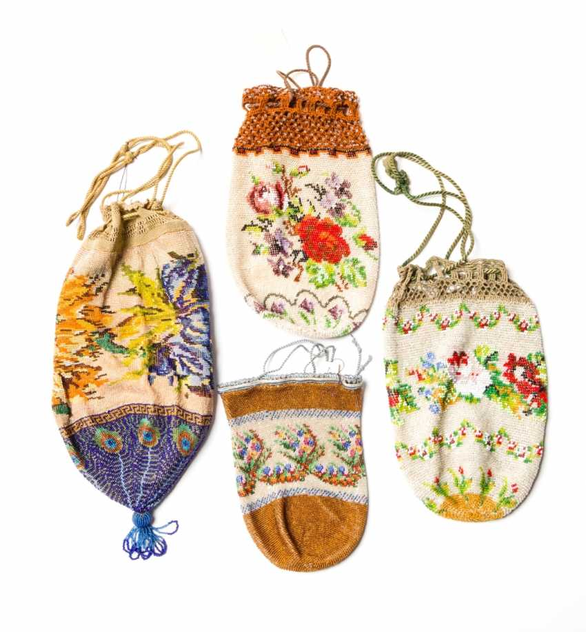 4 Perl-pouches and pouch - - - photo 1
