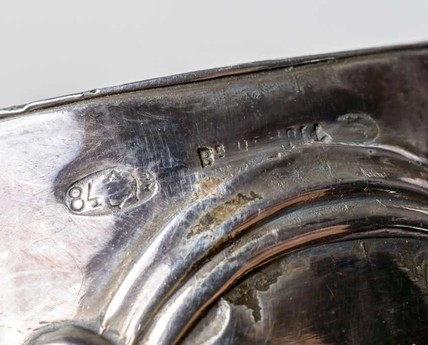 Silver Cup with inscriptions - photo 2