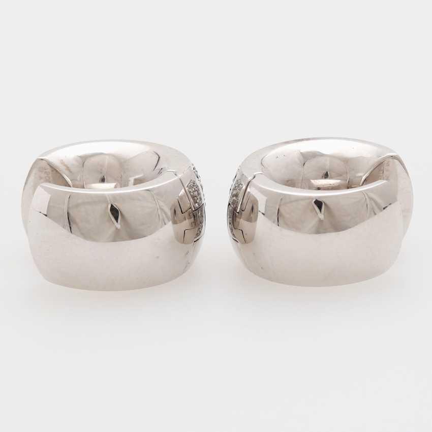 WEMPE by Kim classic Hoop earrings - photo 2