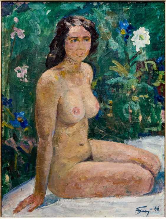 Seated Nude - photo 2