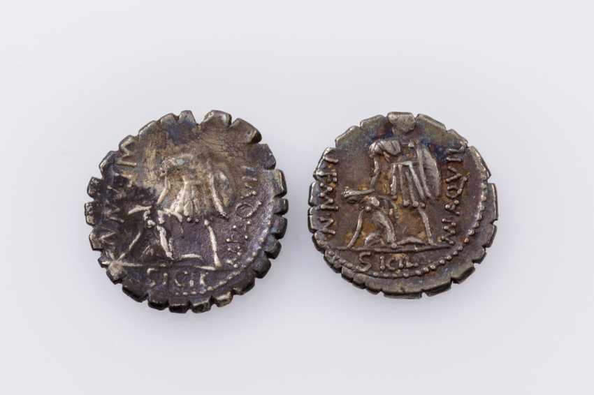 Rom, Republik - 71. v. Chr., Denar - photo 1