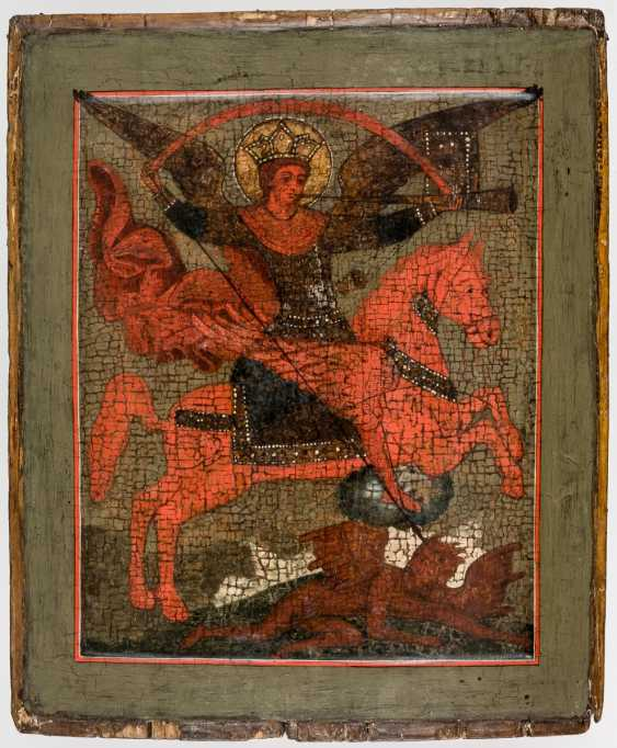 Icon of the Archangel Michael - photo 1