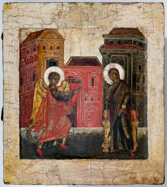 Icon of the Annunciation - photo 1