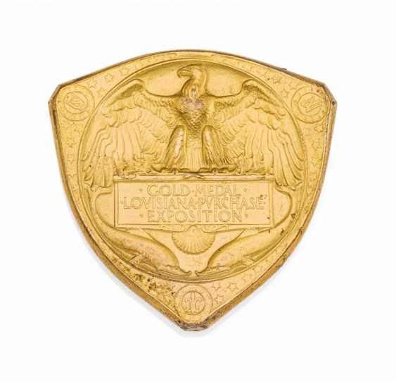 Gold-Medaille - photo 1