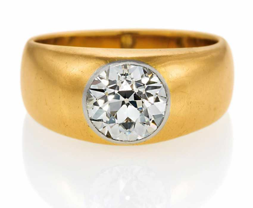 Solitaire-Ring - Foto 1