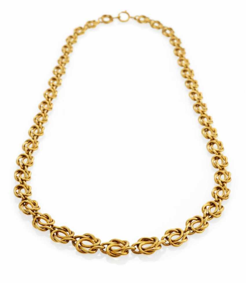 Gold-Collier - photo 2