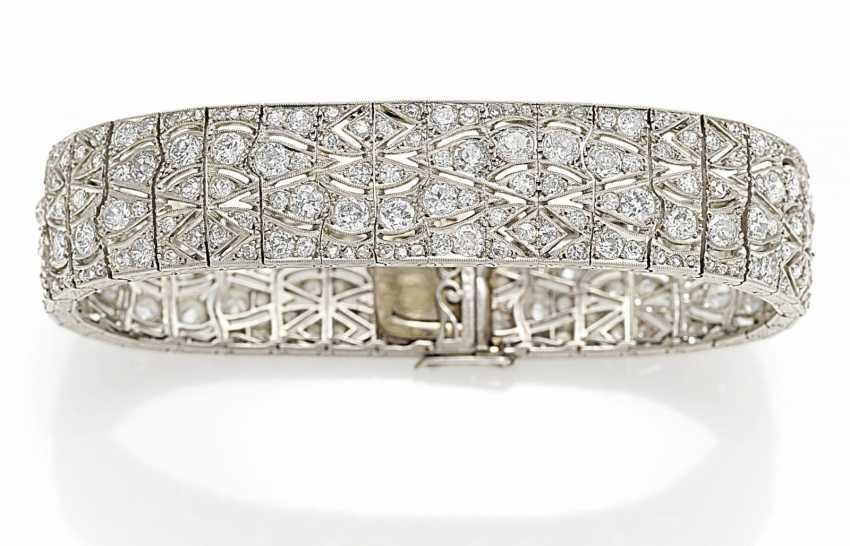 Diamant-Armband - photo 1