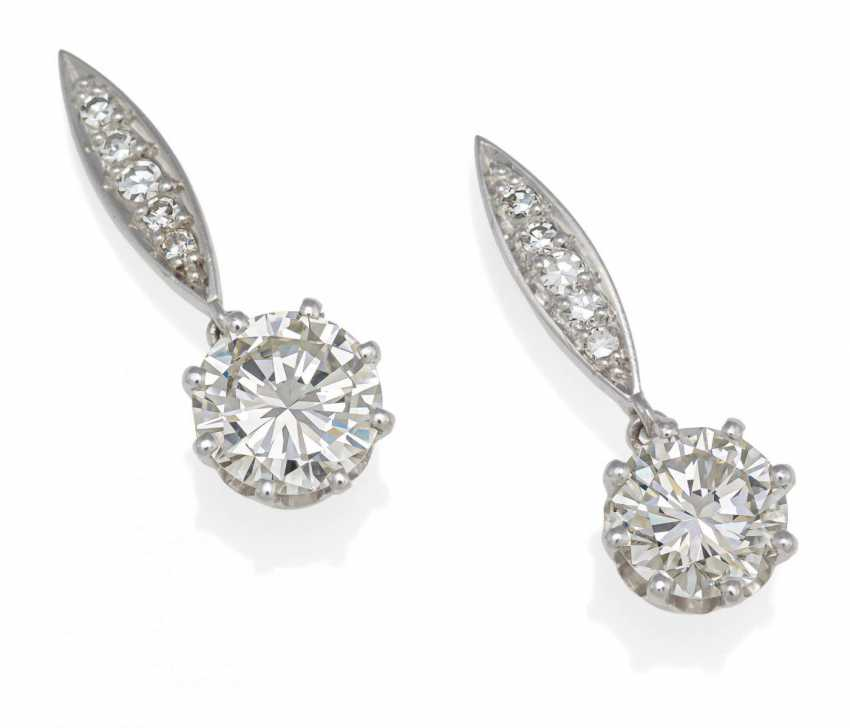 Diamond Earrings - photo 1
