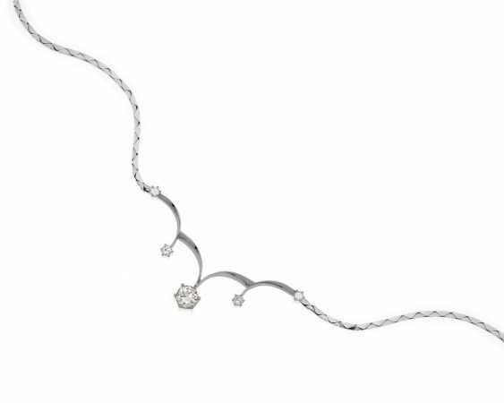 Diamond-Necklace - photo 2