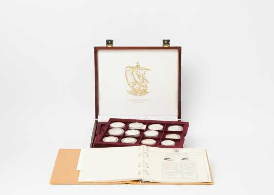 History of the Maritime - thematic collection, - photo 1