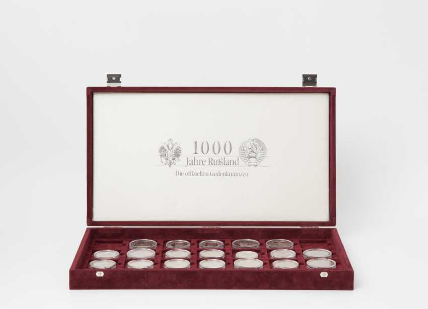 Russia - 1000 Years Of Russia, - photo 1