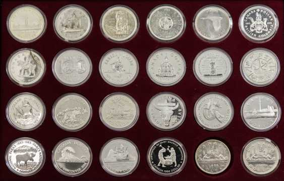 Canada - 1939/85, collection of 24 of the Canada dollar, - photo 1