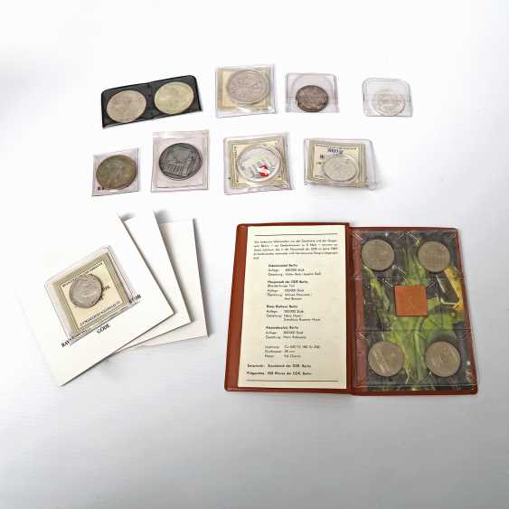 Collection of coins and medals, with SILVER in Austria - photo 1