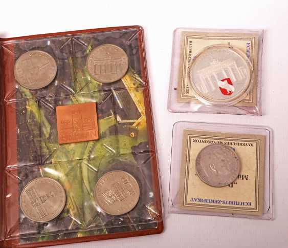 Collection of coins and medals, with SILVER in Austria - photo 2