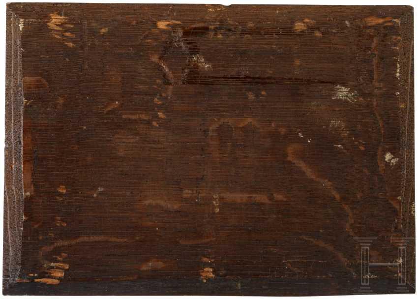 """""""Речной пейзаж с рыбаками"""" - христианский Бог Есть абсолютно (1695 - 1756) отнести - фото 2"""