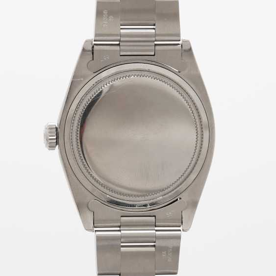 """ROLEX men's watch """"Oyster Precision"""", CA. 1966, stainless steel, Ref. 6426. - photo 4"""