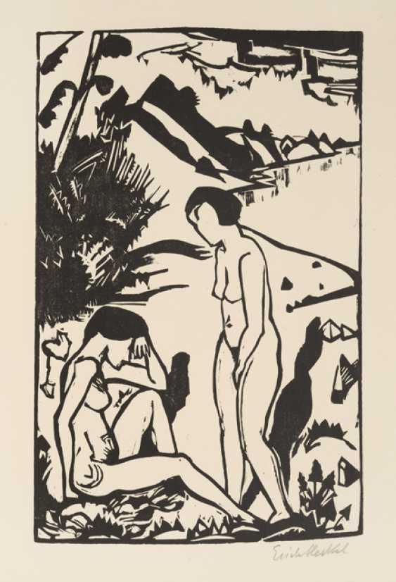 Ам Штранд, 1923 - фото 1