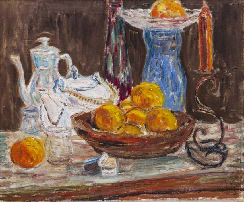 Тихо 1938 жизнь с фруктами, - фото 1
