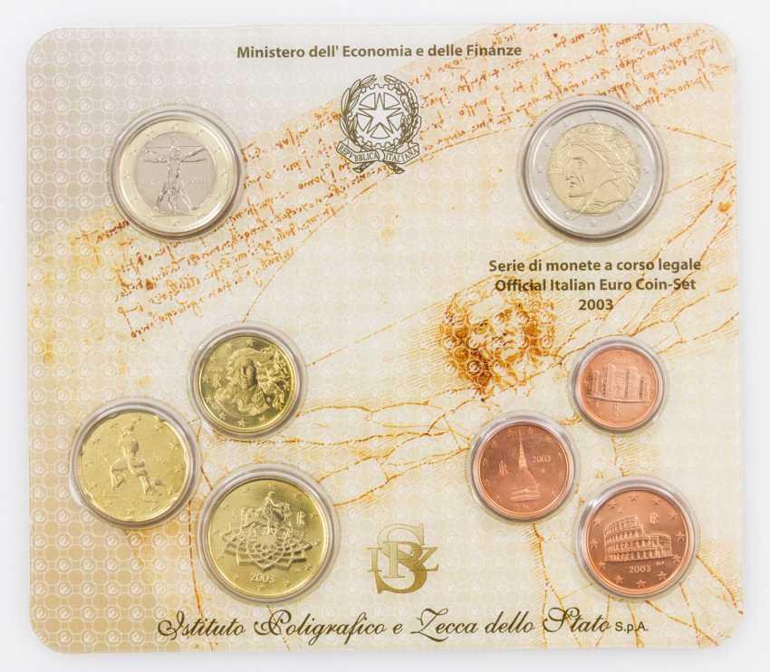 Italien - KMS 2003, - photo 1