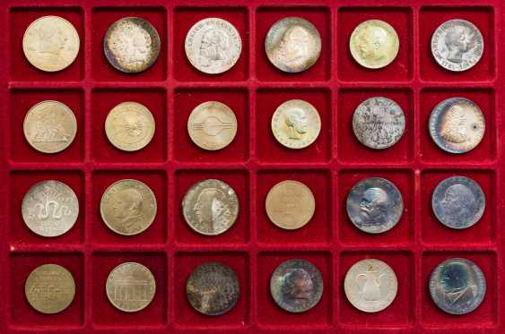 DDR collection - 24 coins from a 1967/72, - photo 1
