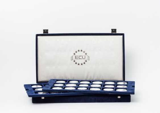 ECU II - 54 coins, including Sweden 20 Ecu, 1997, - photo 1