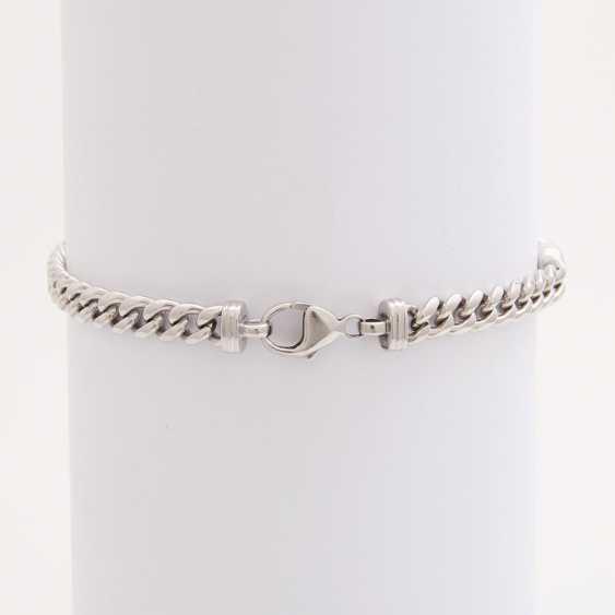 "CHOPARD tank bracelet - ""Happy Diamonds"" with 1-resilience. Brilliant - photo 2"