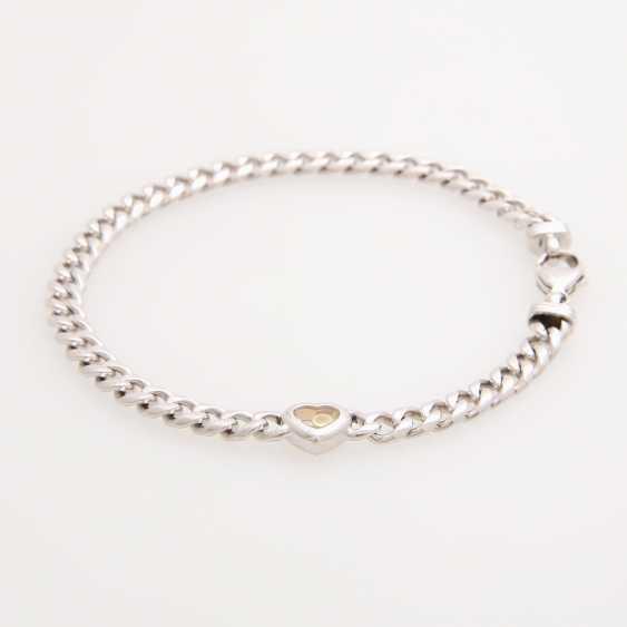 "CHOPARD tank bracelet - ""Happy Diamonds"" with 1-resilience. Brilliant - photo 3"