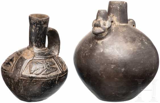 Два Сосуда, Перу, Chimú Культуры, 1250 - 1470 - фото 1
