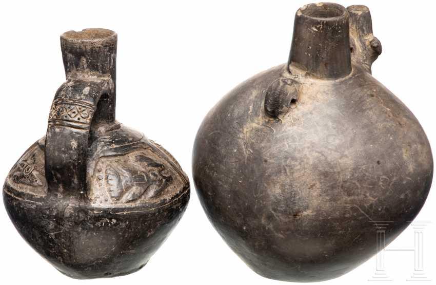 Два Сосуда, Перу, Chimú Культуры, 1250 - 1470 - фото 2