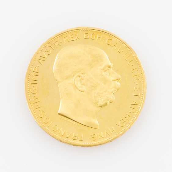 Beautiful gold vintage with a bit of SILVER - 2 x South African 1 Krugerrand 1977, vz, finger, fine prints, stained, per 1 ounce of Gold. - photo 6