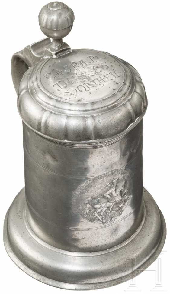 Roller jug with St George's Relief, Bohemia, around 1740/50 - photo 2