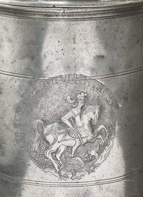 Roller jug with St George's Relief, Bohemia, around 1740/50 - photo 3