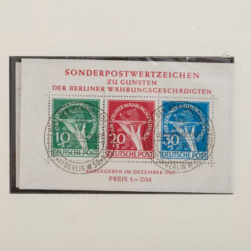Berlin 1948-71 - Stamped Collection - photo 3