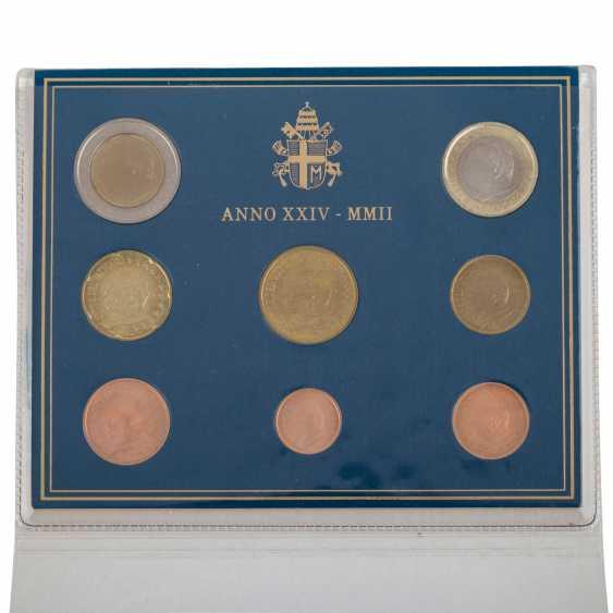 Vatican - Officiel KMS, 2002, - photo 1