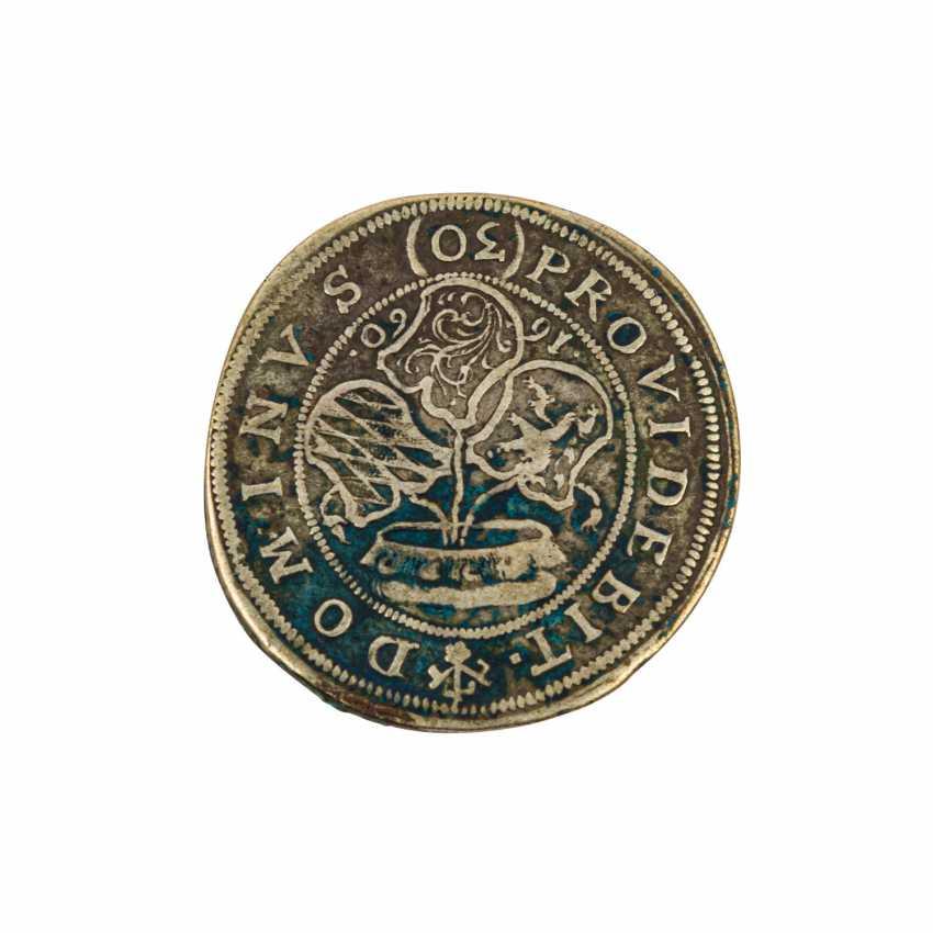 Pfalz Kurlinie - 1/2 Gulden 1660 zu 30 Kreuzern, - Foto 2