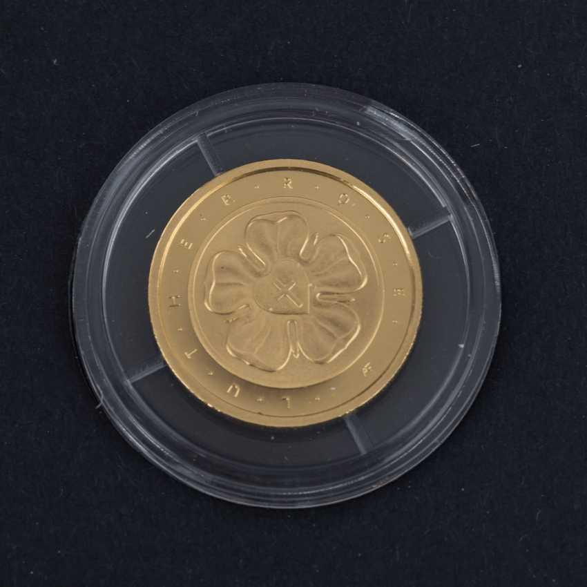 BRD/GOLD - 15 x 50-Euro gold coin 1/4 oz fine, - photo 4