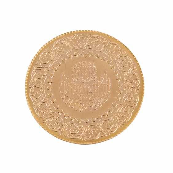 Turquie/GOLD - 100 Piastres 1938/72, - photo 3