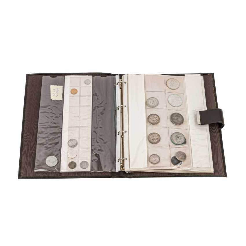Mixed coin album with GOLD and SILVER - photo 1