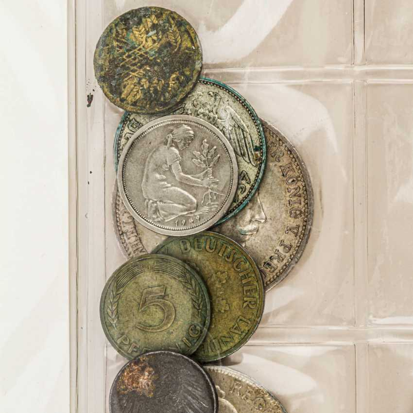Mixed coin album with GOLD and SILVER - photo 5