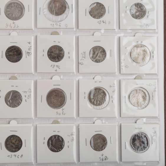 ДТ. Империя / III рейха – коллекция, среди прочего, 96 x ½ Марк, 120 x Mark 1, 76 x 2 RM, - фото 5