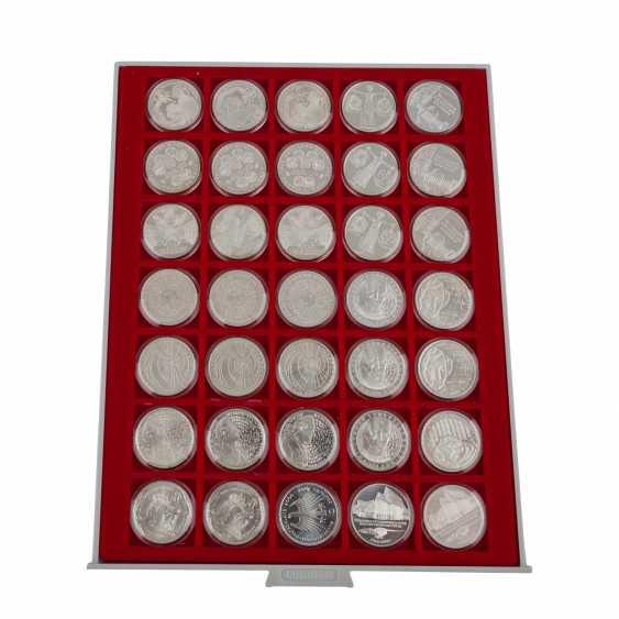 ФРГ - табло и коробки с памятные монеты, - фото 2