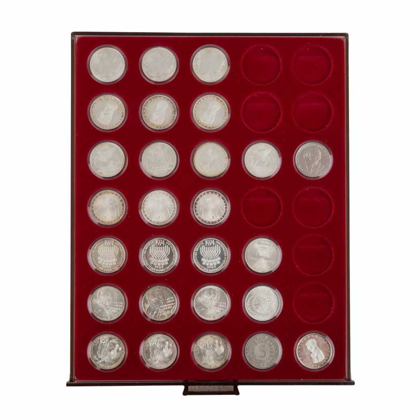 BRD - panels, and boxes with commemorative coins, - photo 3