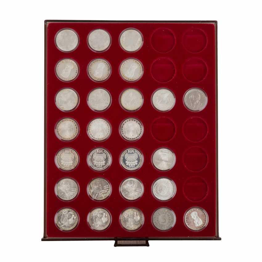 ФРГ - табло и коробки с памятные монеты, - фото 3