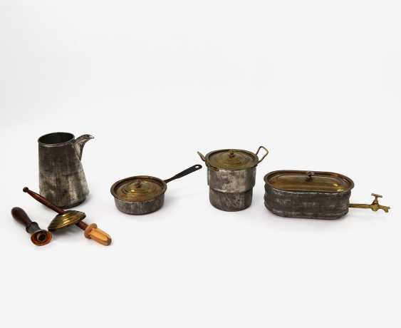 Accessories for doll stove, - photo 3