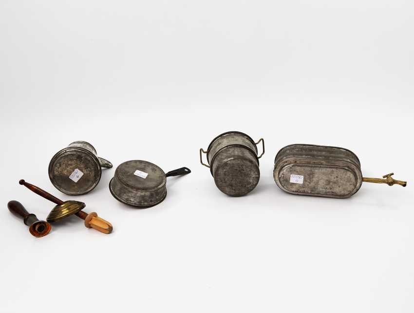 Accessories for doll stove, - photo 1