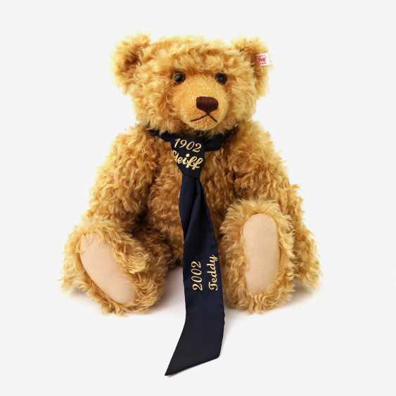 STEIFF Jubiläums-Teddybär Nr. 670985, 2002, - Foto 1