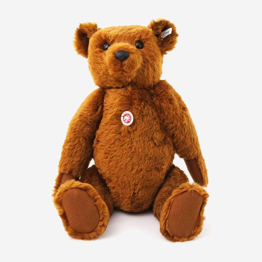 STEIFF bear 55 PB 1902 No. 404009, 2002-2003, - photo 1