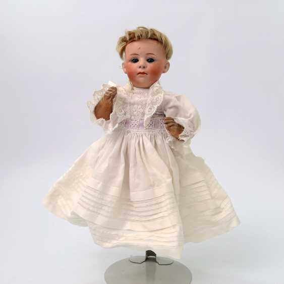 GEBR. HEUBACH porcelain head doll, 1912, - photo 1